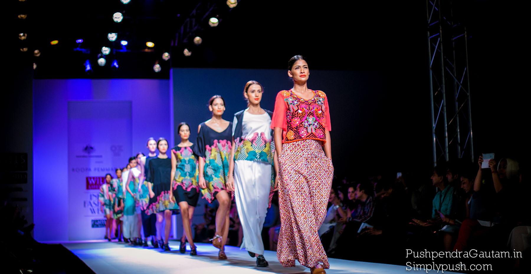 Wills Lifestyle India Fashion Week Day5 Roopa Pemmaraju