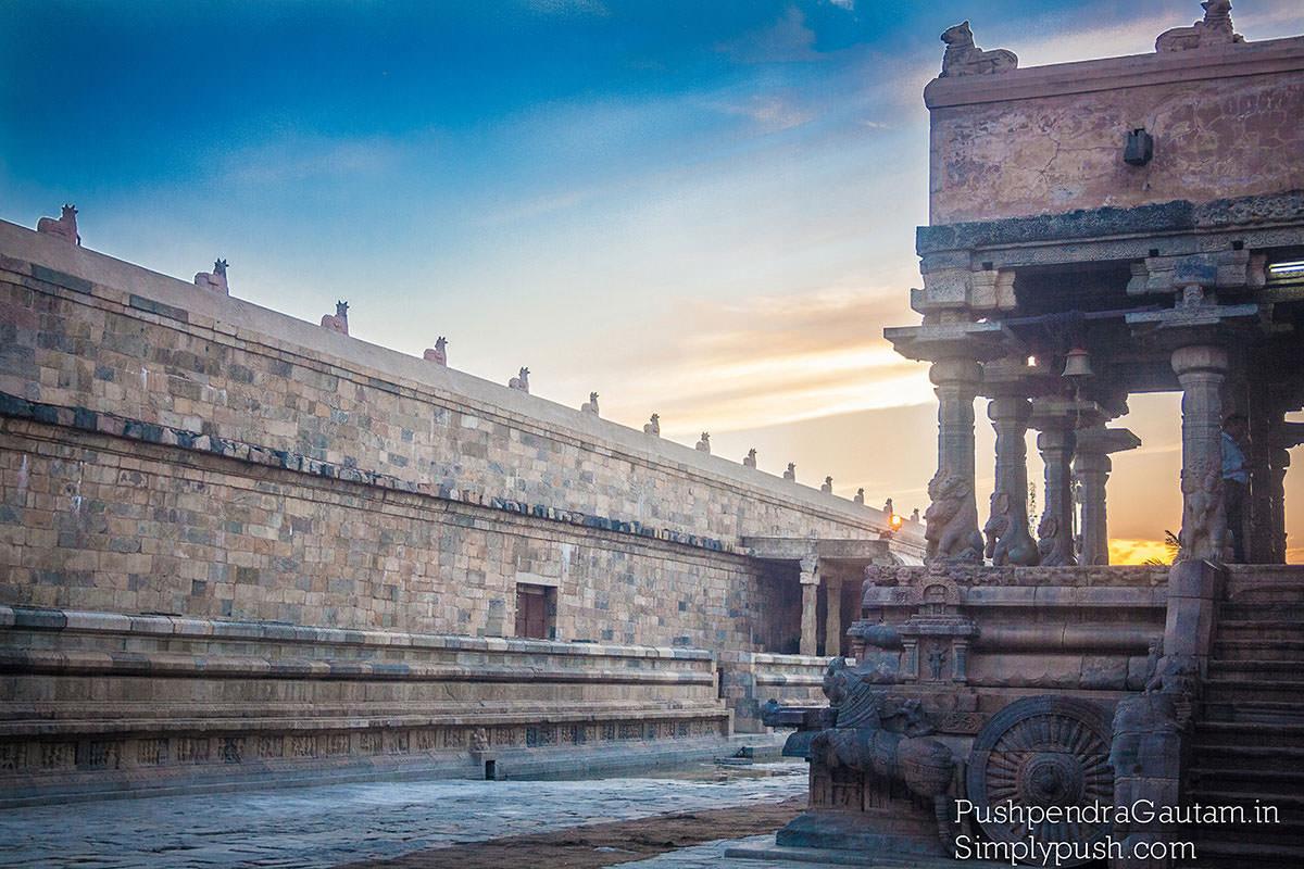 Airavateshwara temple darasuram tamil nadu india unesco world