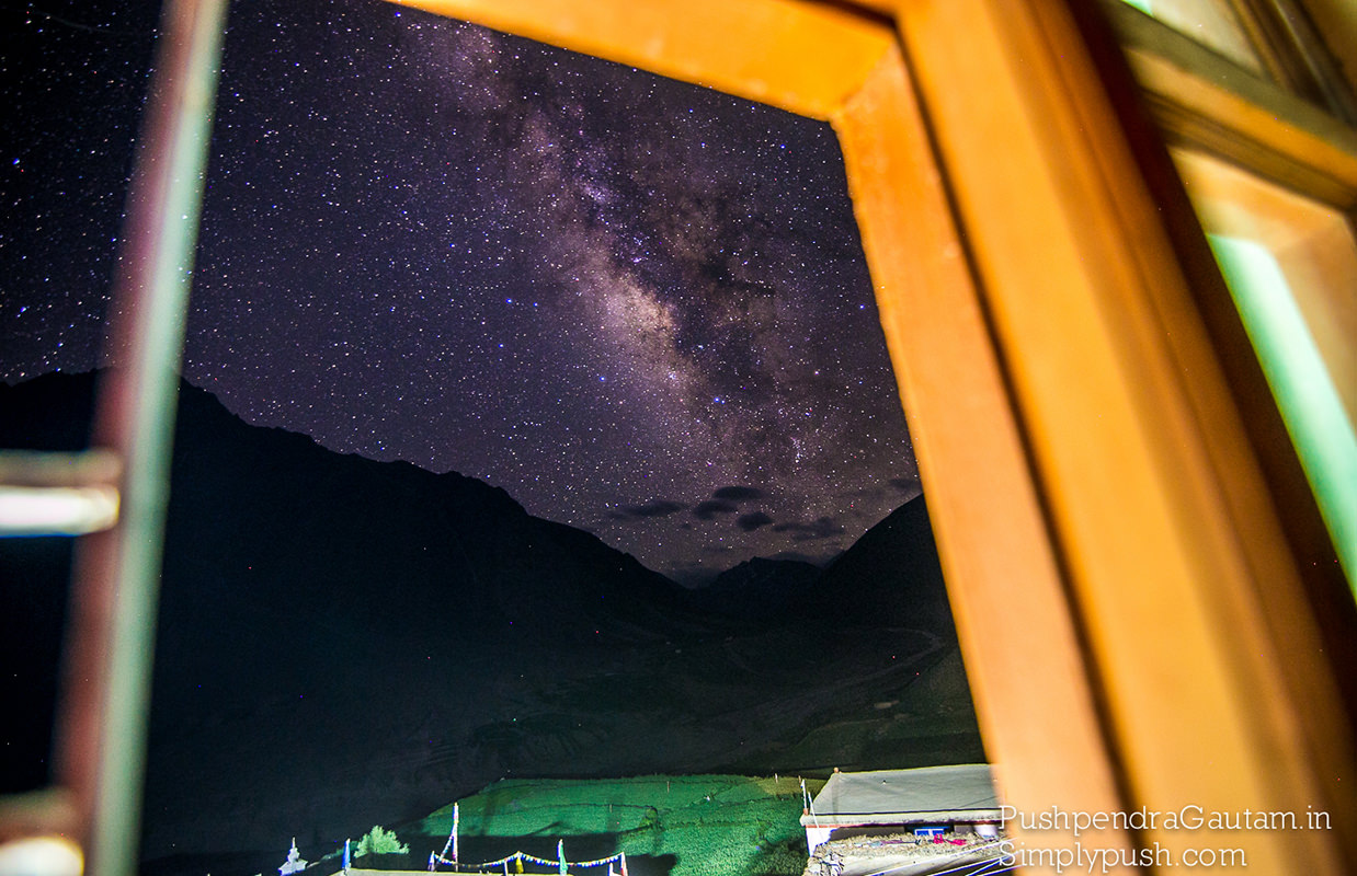 How to click milkyway in india, stargazing in india,best places to